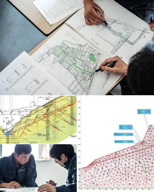 建設コンサルタントのイメージ