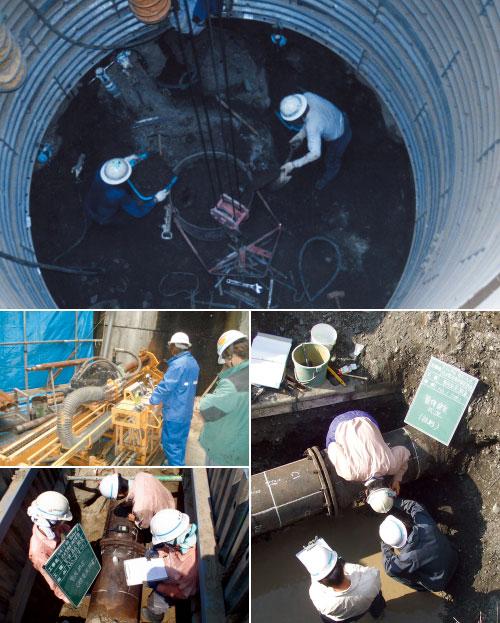 防災工事のイメージ